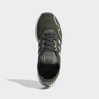 Chaussure Swift Run X vert Originals