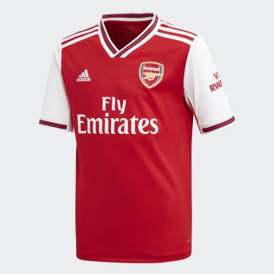 Домашняя игровая футболка Арсенал