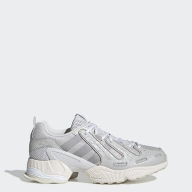 Originals Grey EQT Gazelle Shoes