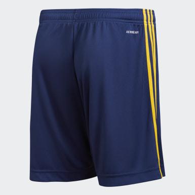 Shorts Cuarto Uniforme BOca Juniors 20/21 Azul Hombre Fútbol