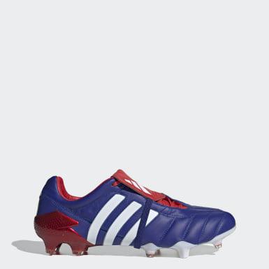 Mænd Fodbold Blå Predator Mania Firm Ground støvler
