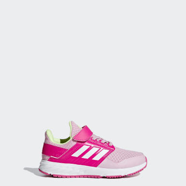 Chaussure FortaFaito Rose Enfants Running
