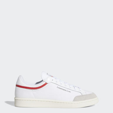 Originals White Americana Low Shoes