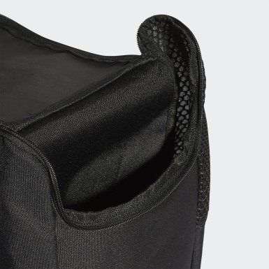Trénink černá Taška Tiro Shoe