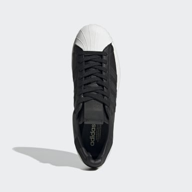 Tenis Superstar MG Negro Hombre Originals