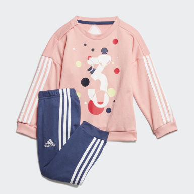 Tuta Summer Jogger Rosa Bambini Training