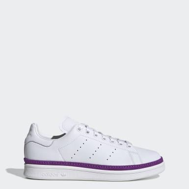 Tenis Stan Smith New Bold Blanco Mujer Originals