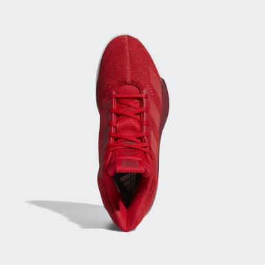Basketbal červená Obuv Pro Next 2019