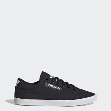 Women's Originals Black adidas Sleek Lo Shoes