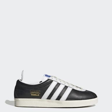 Originals Zwart Gazelle Vintage Schoenen