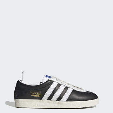 Originals Sort Gazelle Vintage sko
