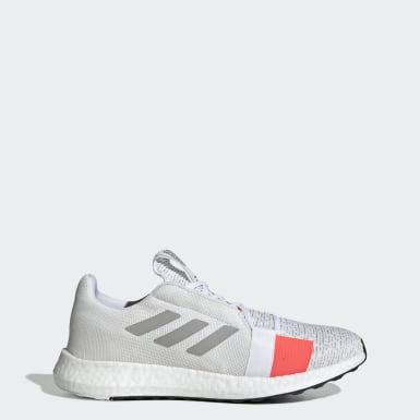 Chaussure Senseboost Go blanc Course