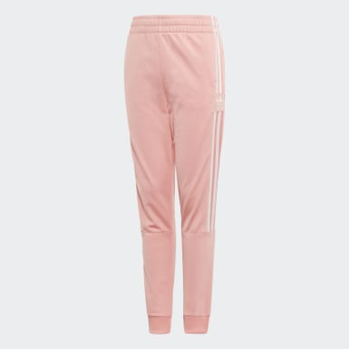 Jongens Originals Roze Trainingsbroek