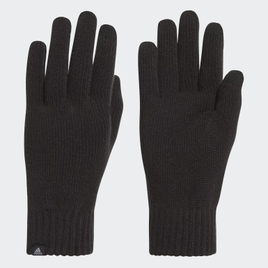 Training Black Performance Gloves