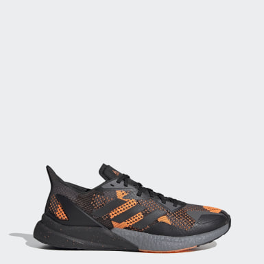 Men Running Black X9000L3 Shoes