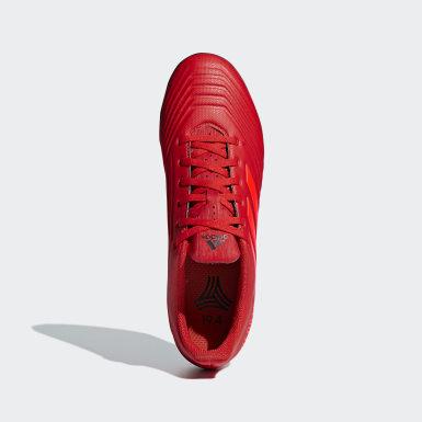 Calzado de fútbol Predator Tango 19.4 Pasto Sintético Rojo Fútbol