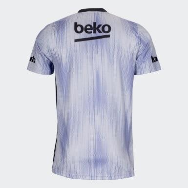 Men Football Blue Beşiktaş JK Third Jersey