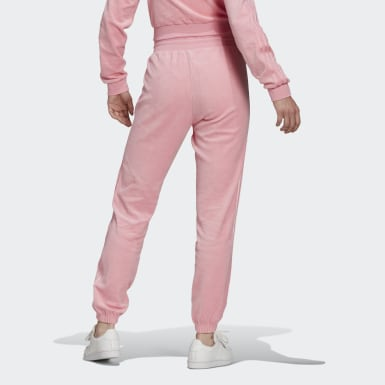 Women Originals Pink LOUNGEWEAR Slim Joggers
