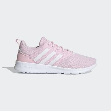 Women Sport Inspired Pink QT Racer 2.0 Shoes