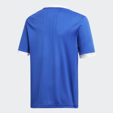 Boys Football Blue Tabela 18 Jersey