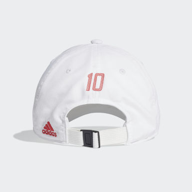 Cappellino Football Street Bianco Calcio