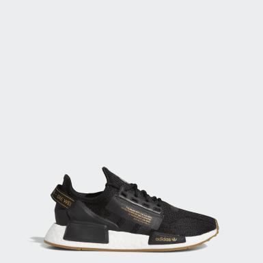Chaussure NMD_R1 V2 noir Adolescents Originals