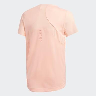 T-shirt HEAT.RDY Arancione Ragazza Training