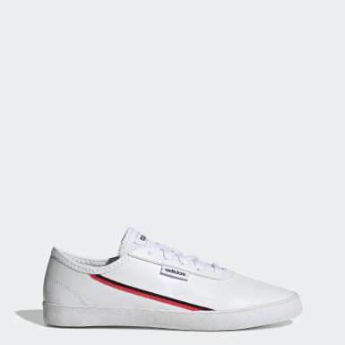 Women Walking White Courtflash X Shoes