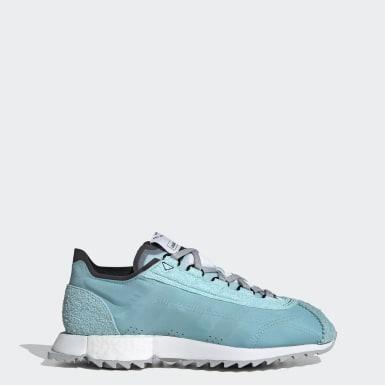 Kvinder Originals Blå SL 7600 sko