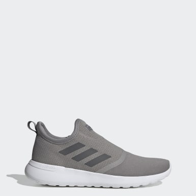 Men Sport Inspired Grey Lite Racer Slip-On Shoes