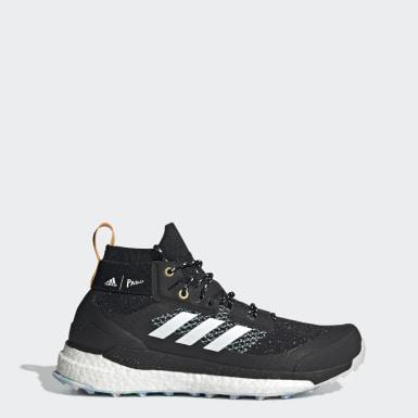 Sapatos de Caminhada Free Hiker Parley TERREX Preto Mulher TERREX