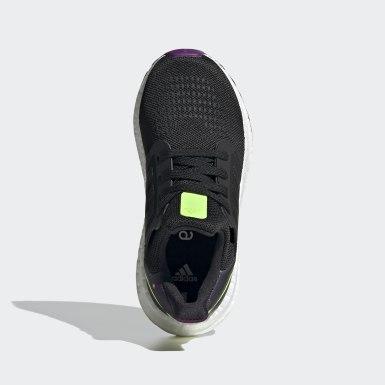 Zapatillas para correr Ultraboost 20 Negro Niño Running