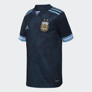 Camiseta de visitante Argentina
