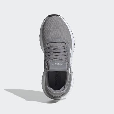 Youth 8-16 Years Originals Grey U_Path X Shoes