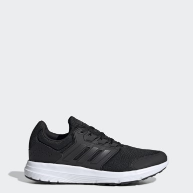 Men's Running Black Galaxy 4 Shoes