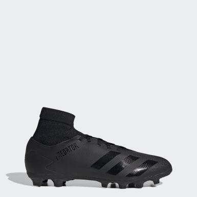 Calzado de Fútbol Predator 20.4 Multiterreno Negro Fútbol