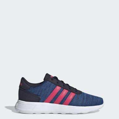 Kinderen Hardlopen blauw Lite Racer Schoenen