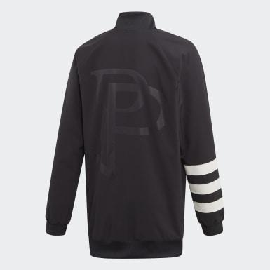 Youth 8-16 Years Training Black Paul Pogba Bomber Jacket
