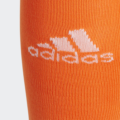 Soccer Orange Copa Zone Cushion 4 Socks