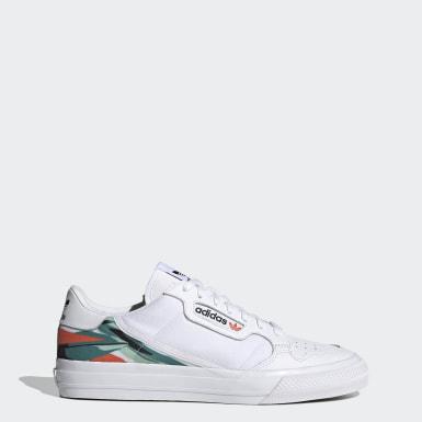 Sapatos Continental Vulc Branco Originals