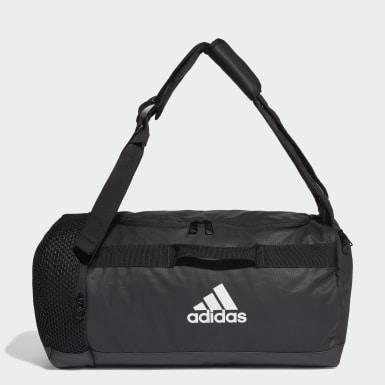 Handball 4ATHLTS ID Duffelbag S Schwarz