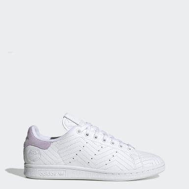 Chaussure Stan Smith blanc Femmes Originals