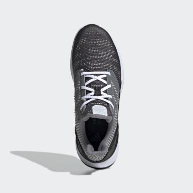 Barn Löpning Grå RapidaRun Shoes
