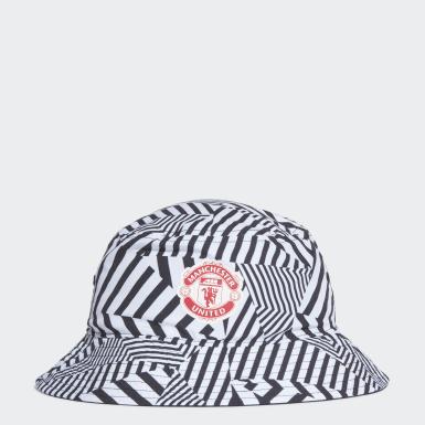 Chapéu do Manchester United Branco Futebol