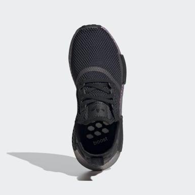 Sapatos NMD_R1 Preto Criança Originals