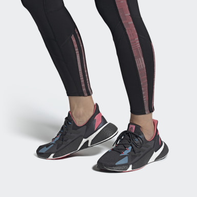 X9000L4 W Gris Mujer Running