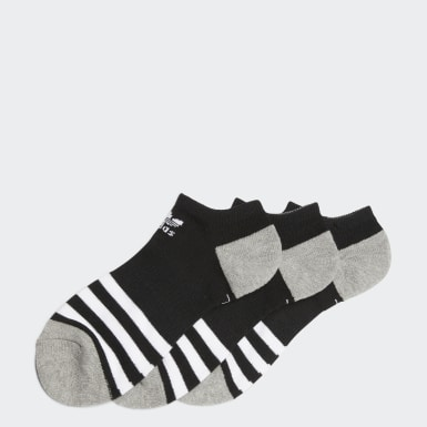 Roller No-Show Socks 3 Pairs