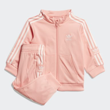 Kids Originals Pink Track Suit