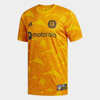 Chicago Fire KCC Pre-Match Jersey