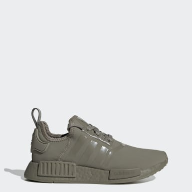 Women Originals Green NMD_R1 Shoes